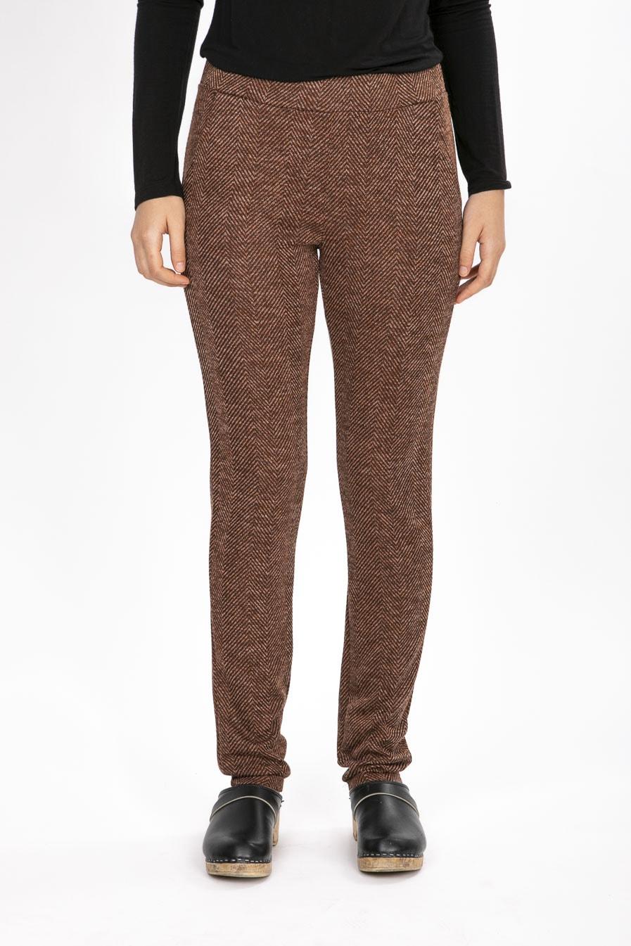 מכנסיים בגוון בריק- דגם עלית